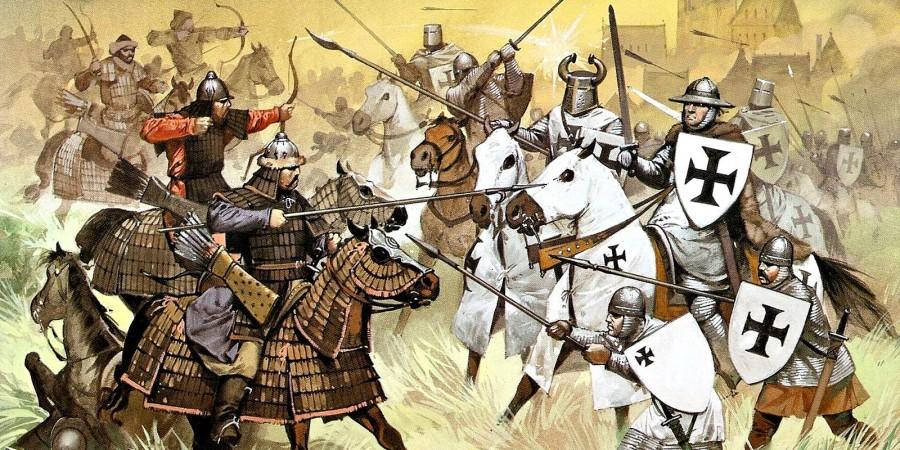 Кто кого: монгольские орды Б…