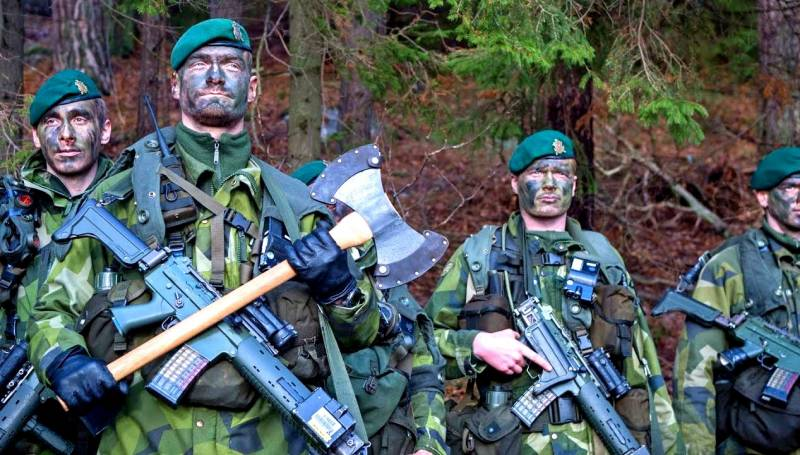 Почему шведы так боятся русских?