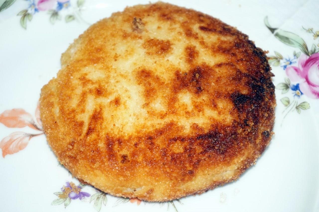 Картофельные биточки из СССР