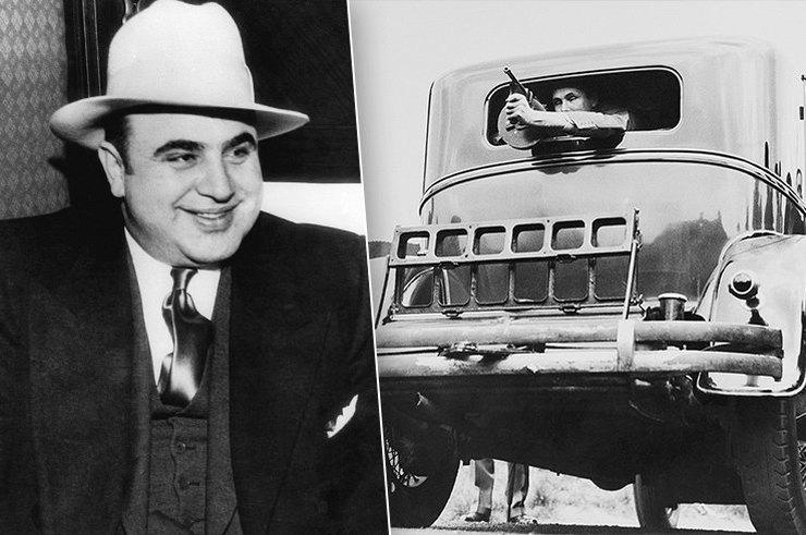 Аль Капоне: биография великого гангстера