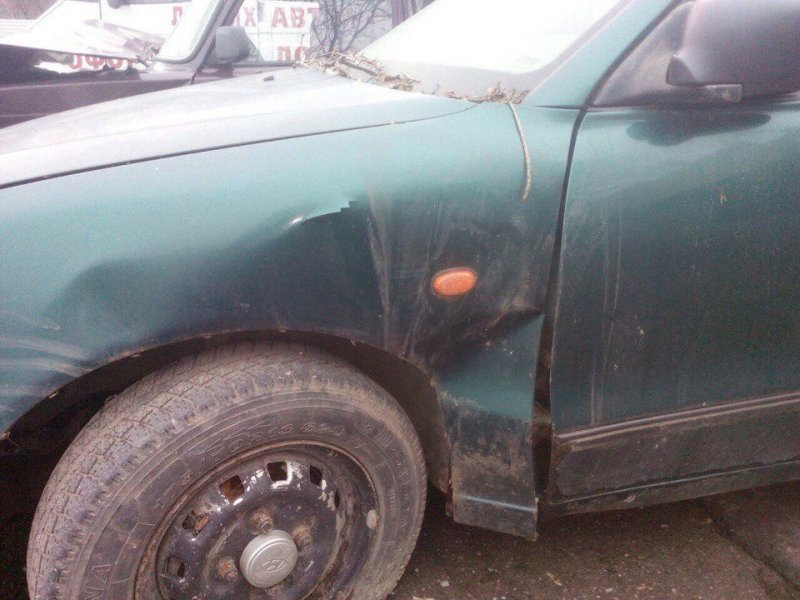 В Ростове у пенсионера эвакуировали машину, потому что она выглядела слишком плохо