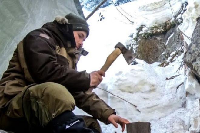 Как ходить зимой по тайге