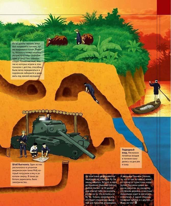 Тайна вьетнамских подземных партизан