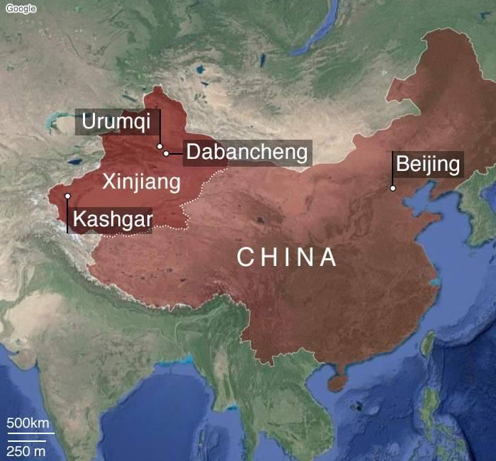 Опыт китайских коммунистов в перевоспитании мусульманских радикалов