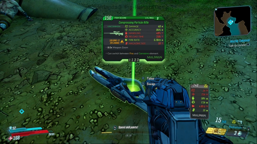 Поиграли в Borderlands 3. Классическая «борда» на стероидах action,borderlands 3,mmorpg,pc,ps,xbox,Игры,новинки,Шутеры