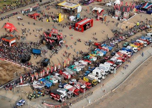 Лучшие моменты ралли-марафона «Дакар-2019»