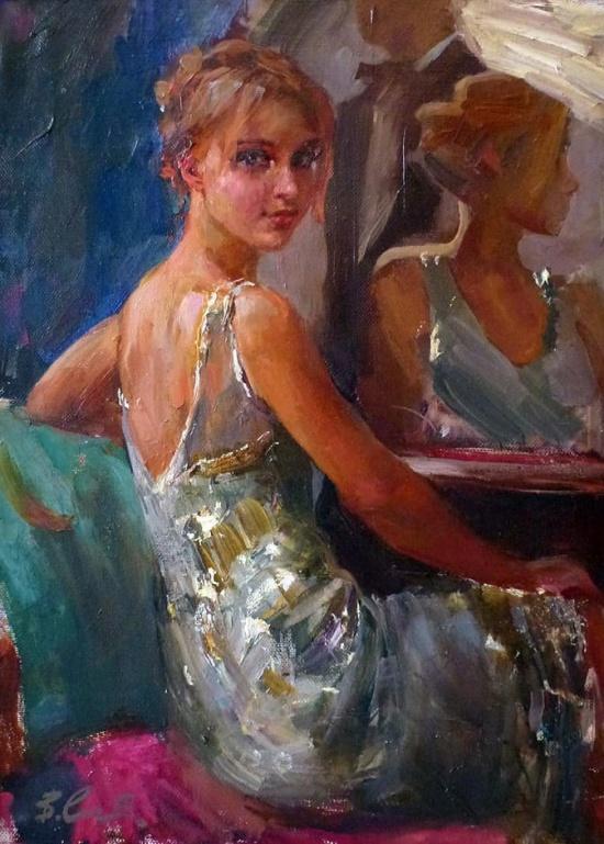художник Владимир Ежаков (Vladimir Ezhakov) картины – 34