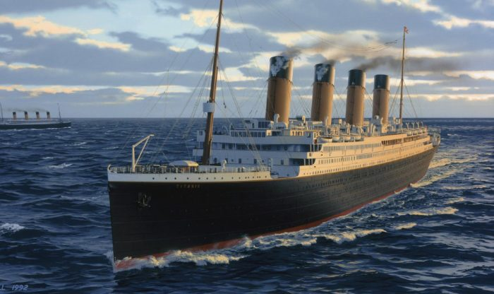 Сколько стоят вещи с Титаника