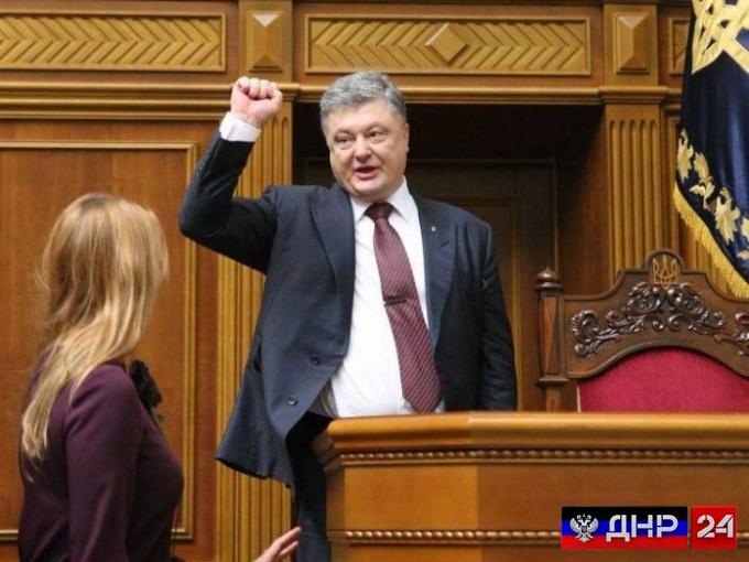 """Порошенко займется """"изгнанием"""" российского флота из Севастополя"""