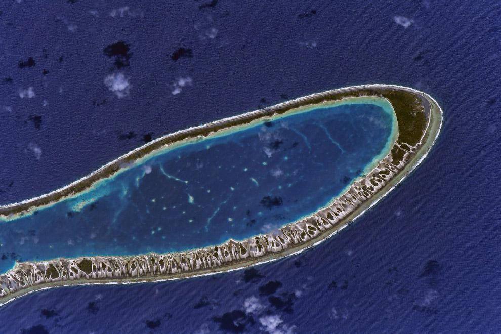 Реао — атолл в восточной части архипелага Туамоту