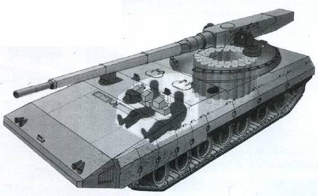 «Объект 299». Танк предельных параметров и семейство техники