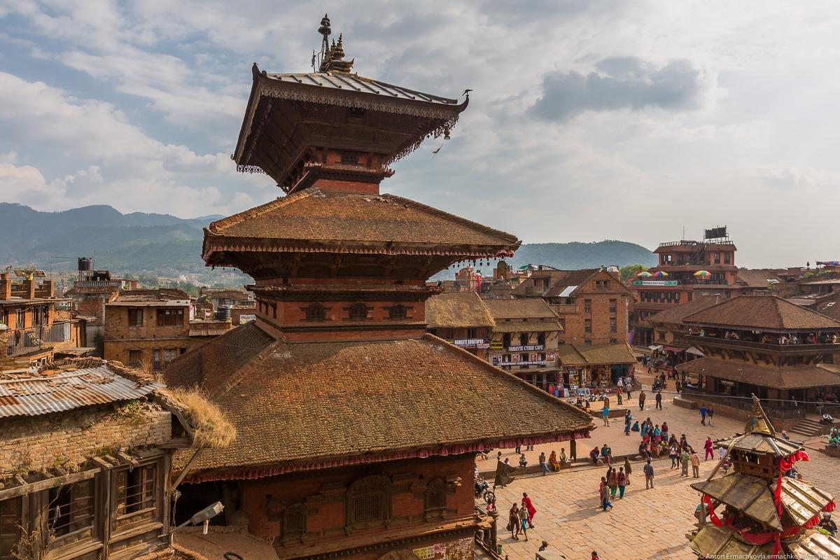 Гималаи. В поисках охотников за медом диких пчёл