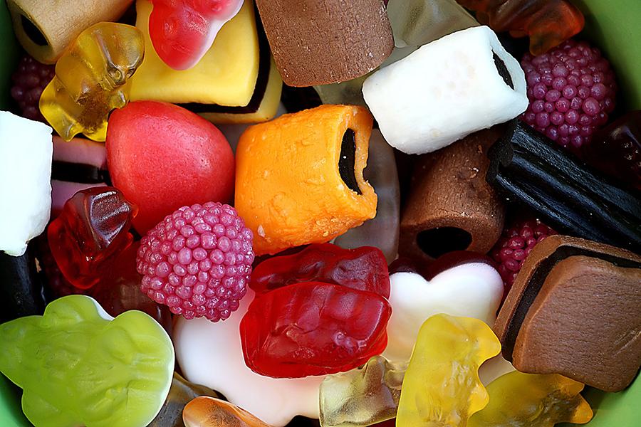 картинки вредных сладостей гораздо