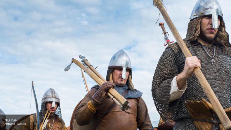 Шведские археологи обнаружили два погребальных корабля викингов