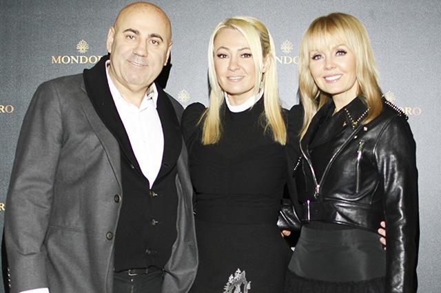 Яна Рудковская, Валерия и Иосиф Пригожин и другие на премьере мини-фильма