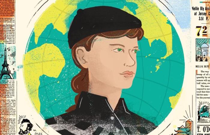 Вокруг света за 72 дня: Как женщина-путешественница смогла победить героя романа Жюль Верна