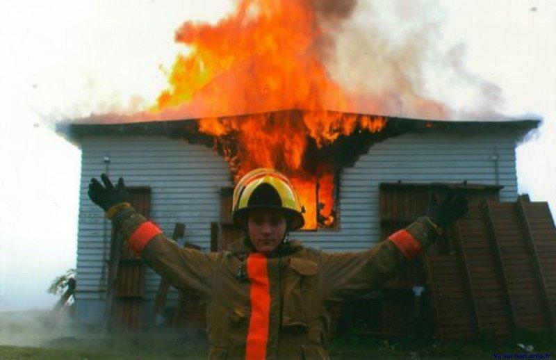 Пожар нельзя потушить? Пусть горит! идеальная работа, крутая работа, не заморачиваются, отдыхают на работе, работа в кайф, работяги, счастливчики