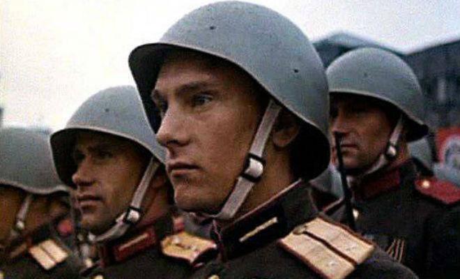 Жизнь нацистской Германии, которая поразила советских солдат война