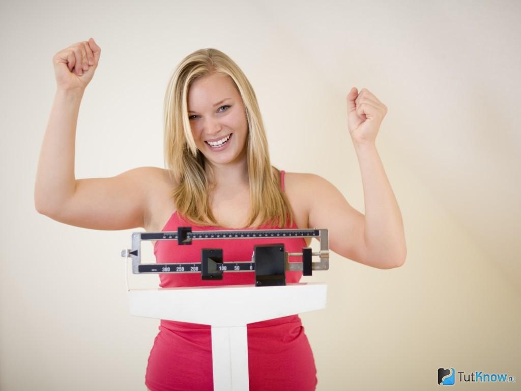 Как сбросить лишний вес фото