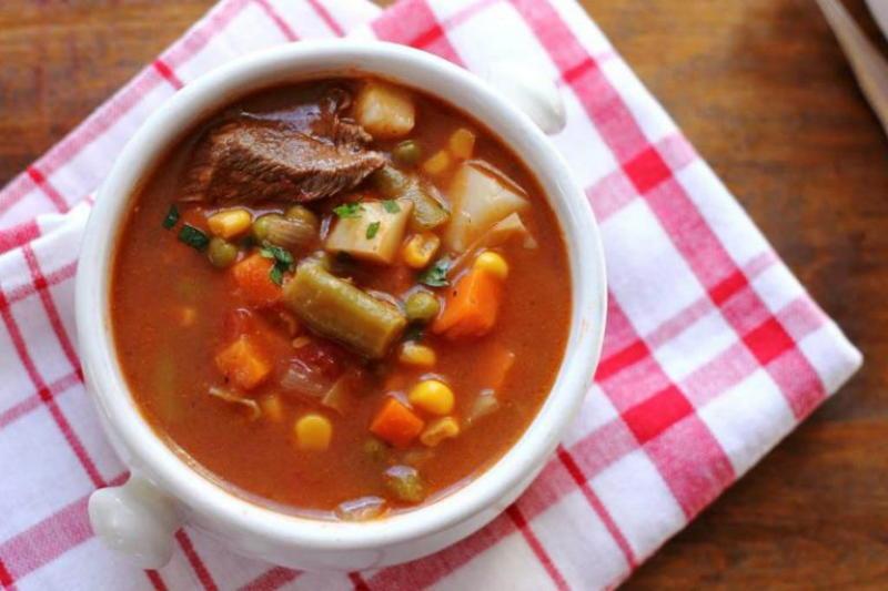 Самые лучшие рецепты зимних супов кулинария,рецепты,супы