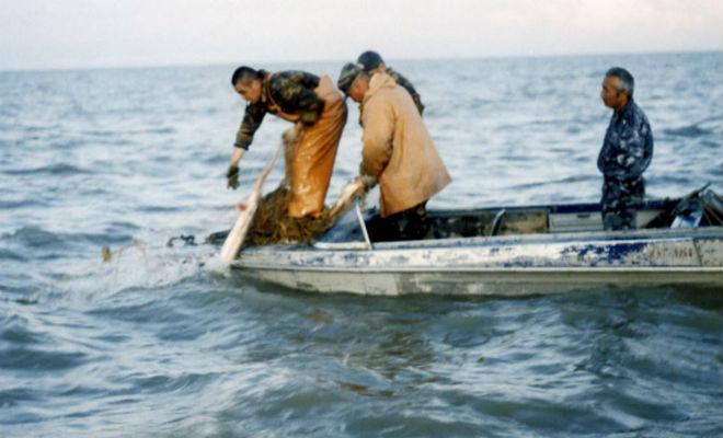 Пираты Каспия: противостояние с браконьерами браконьеры