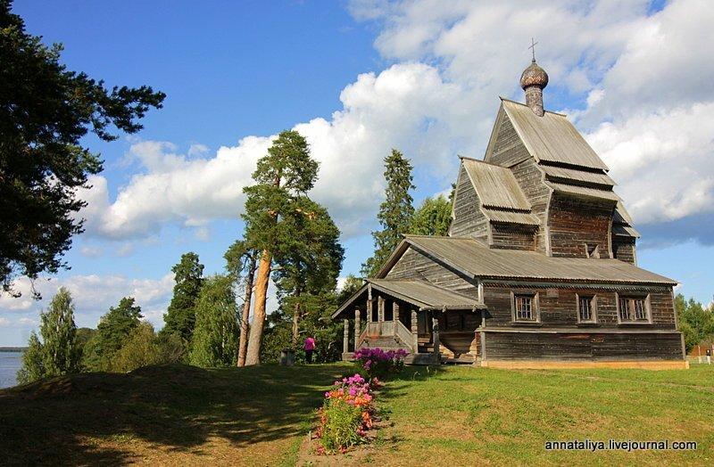 Деревянные сокровища Руси, о которых мало кто не знает зодчество, история, факты, фото