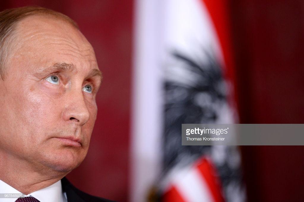 О шпионских страстях, кровно обидевших Путина