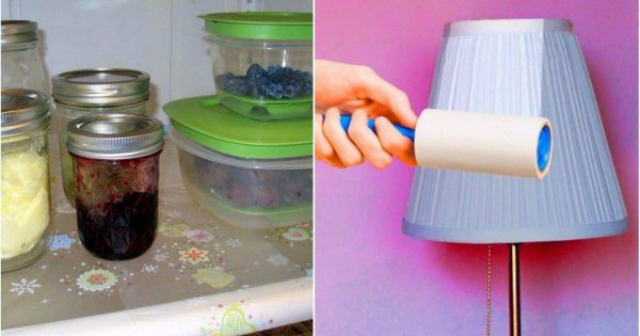 15 трюков, которые сберегут твое время и сделают дом чище. Как подойти к уборке творчески.