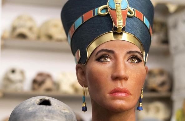Восстановлен облик древнеегипетской «Юной леди»