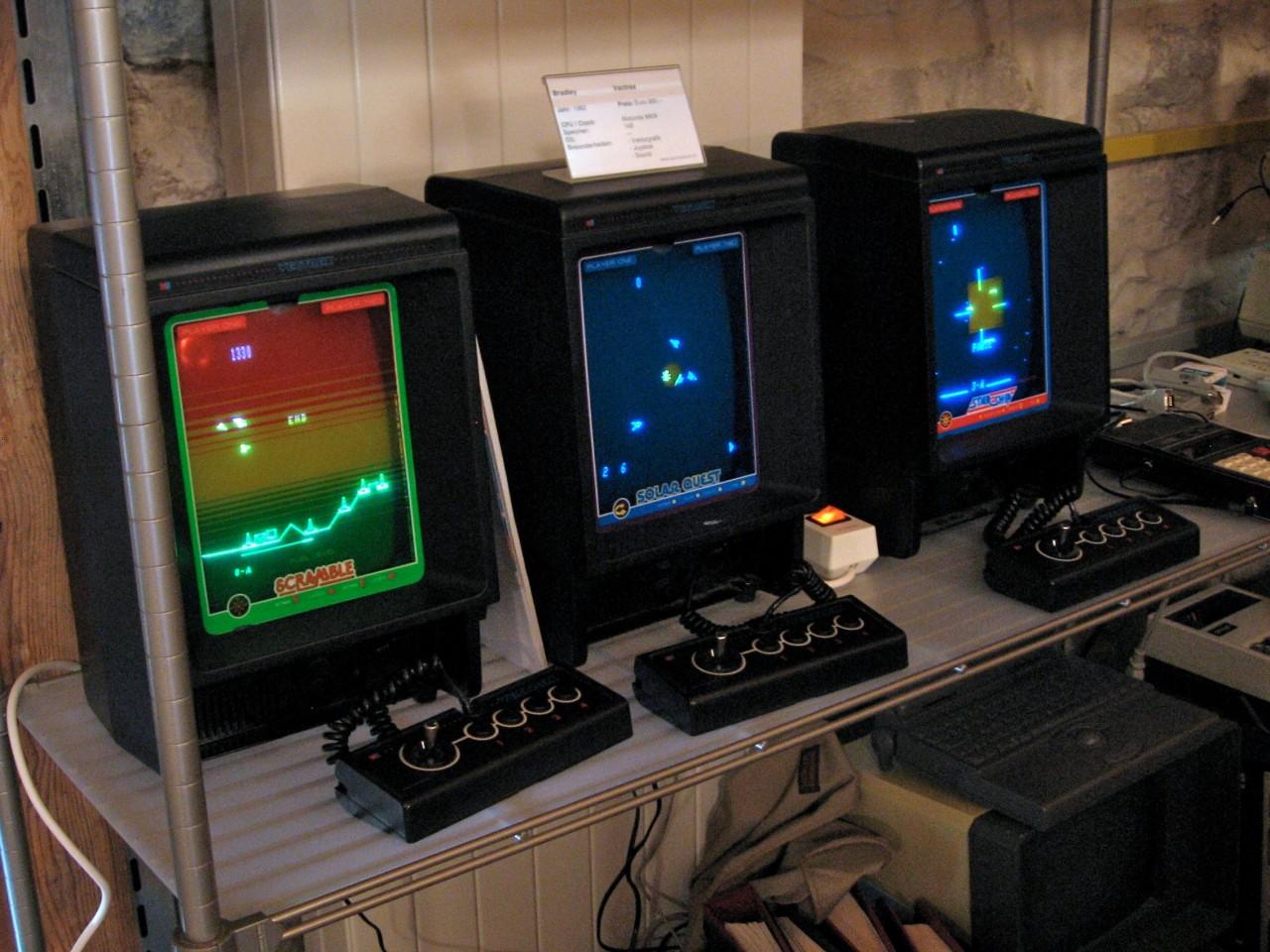 9. Vectrex Игровые приставки, игры, компьютеры, технологии