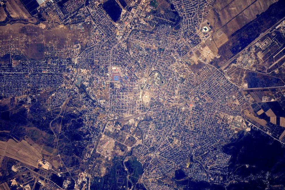 Грозный, один из самых красивых и благоустроенных городов Северного Кавказа.