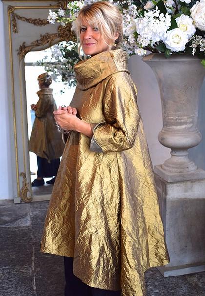 Стильно, смело и ярко - образы в стиле бохо для зрелых женщин мода
