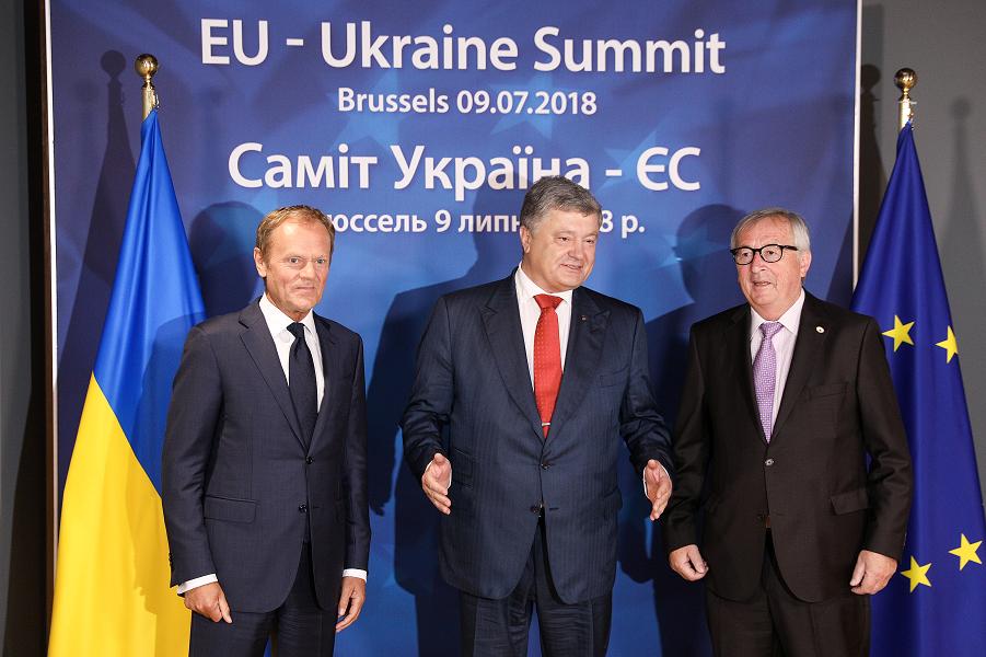 ЕС выделил Украине денег. Но «Северный поток-2» остановить не смог