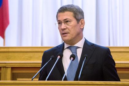 Глава Башкирии хочет слёз мэ…