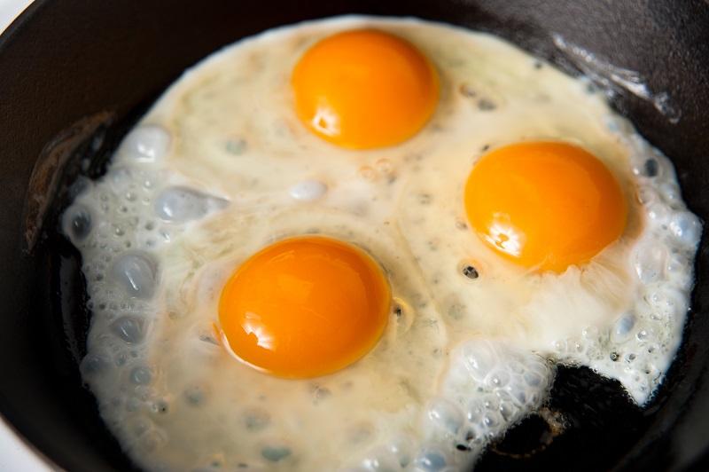Самые частые ошибки при приготовлении яиц