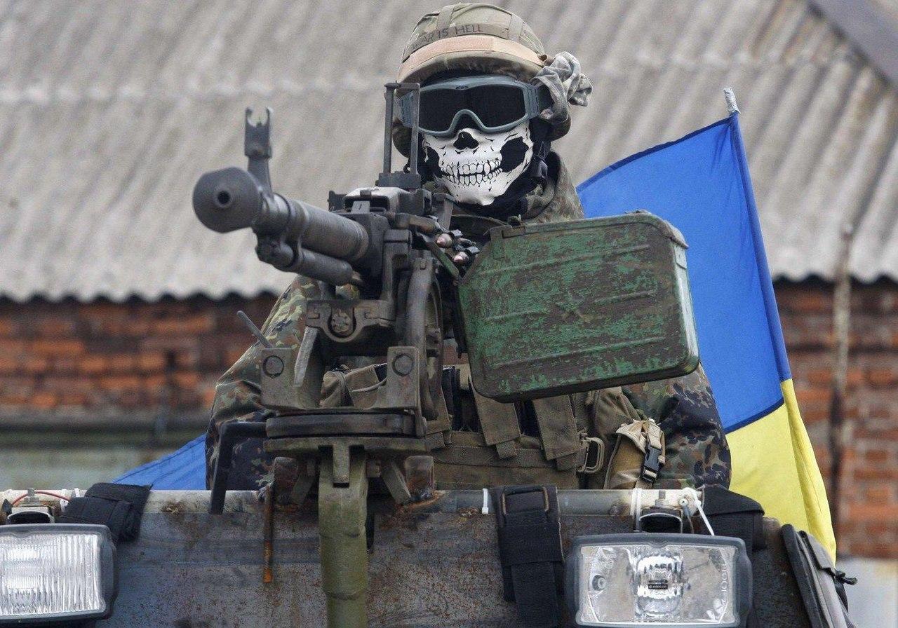 Киев продолжает обстреливать ЛНР и укреплять позиции в «АТО» — разведка