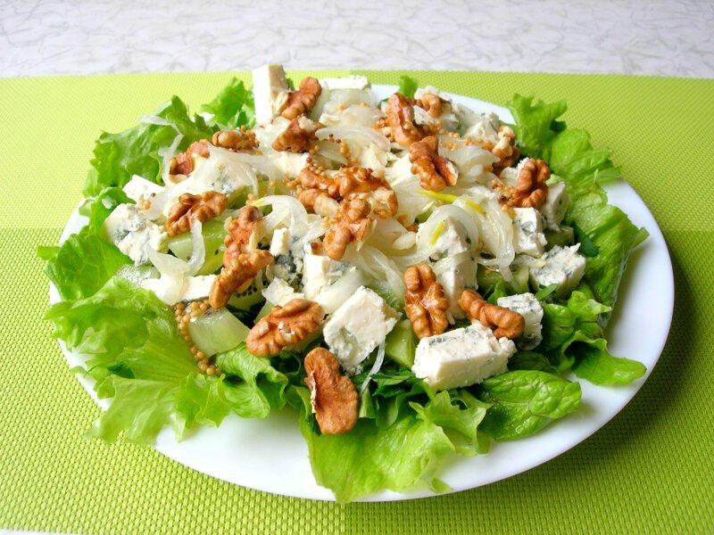 Салат-новинка «Герцогиня» изысканный и свежий вкус! видео, еда, кулинария, праздничные салаты, рецепты, салаты, салаты без майонеза