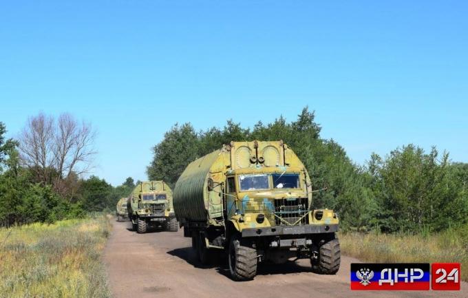 Новое наступление не за горами: Украинские военные возводят переправы через Северский Донец (фото)