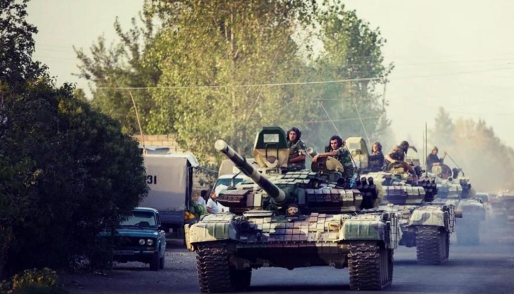 Как эскалация карабахского конфликта может повлиять на войну в Донбассе