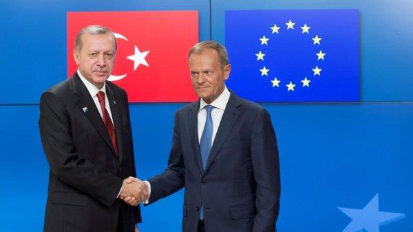 Уже более 40 лет Европа обещает туркам членство в ЕС