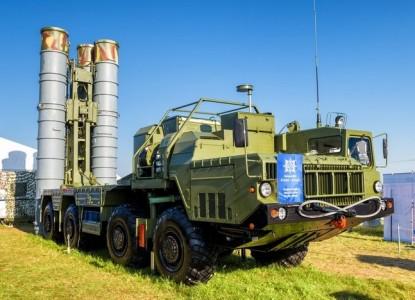 СМИ: Россия перебросила в Сирию ещё несколько батарей С-400