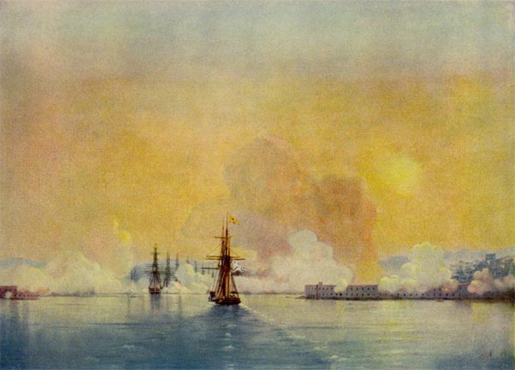 Картины Ивана Константиновича Айвазовского (3)
