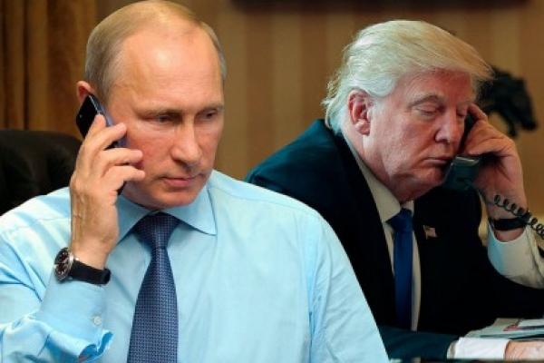 Путин и Трамп на прути к Большой сделке
