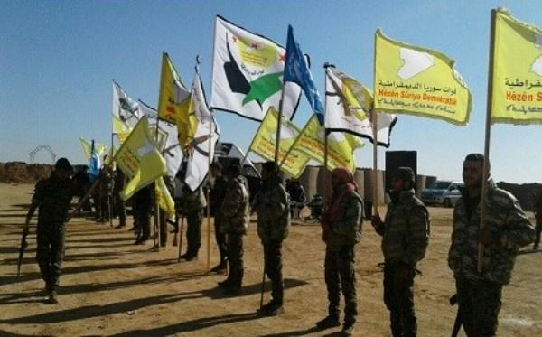 Сирийские курды провели вДа…