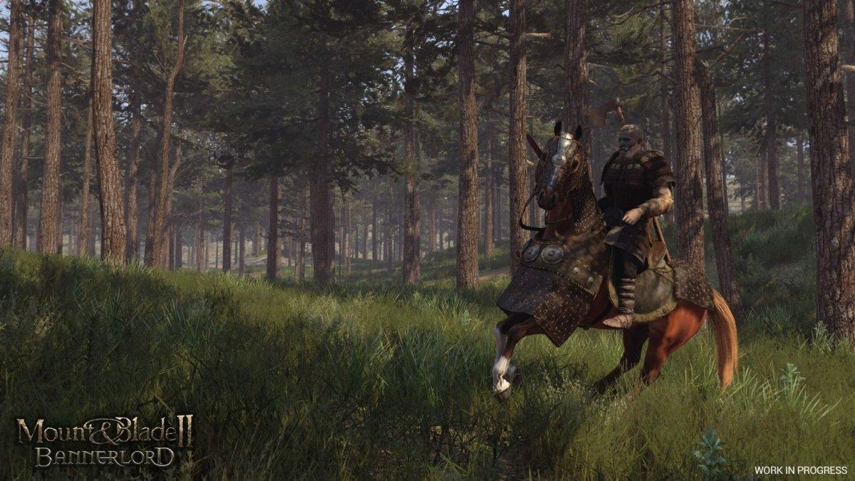 Как выжить в Mount and Blade 2: Bannerlord