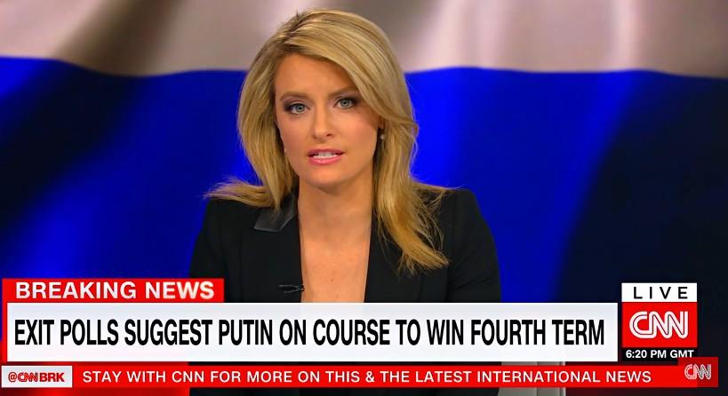 «Слава Богу! Мир в безопасности еще как минимум 6 лет!» - Реакция иностранцев на победу В. Путина