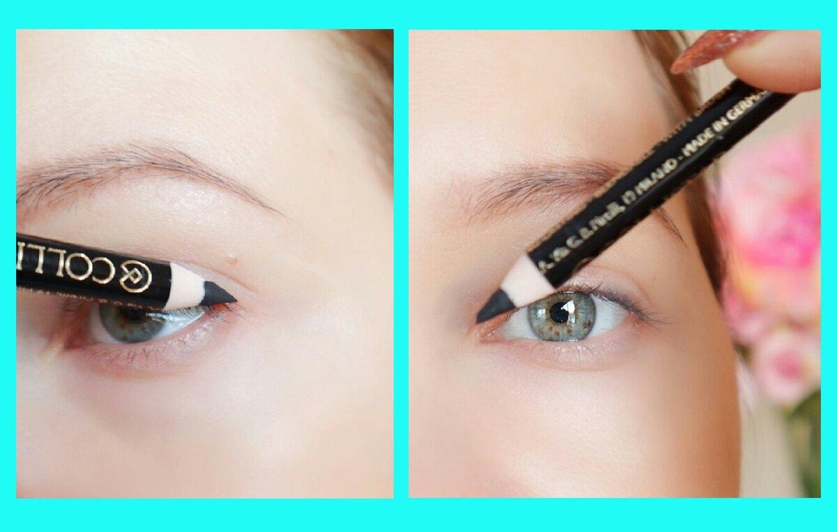 Увидела, как клиентка 50+ подводит глаза карандашом и поняла, почему у нее не получается красивый макияж: ошибки