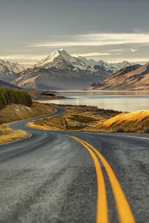 Вдохнуть тот воздух, почувствовать те запахи дороги, какой большой мир, красота, умиротворение, фотомир