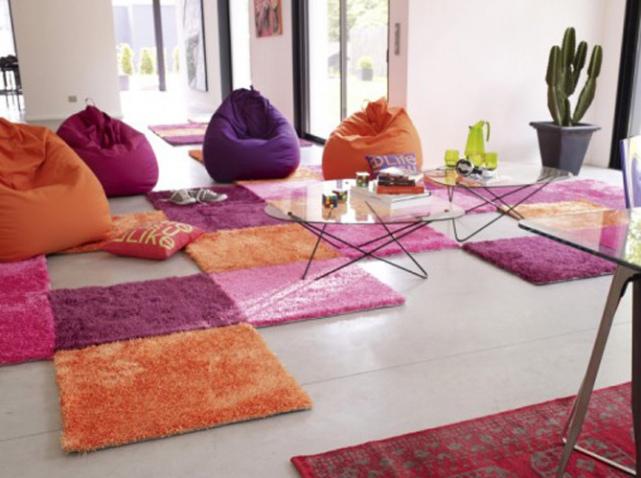 Необычные полы и напольные покрытия интерьер и дизайн,напольное покрытие,необычно,пол