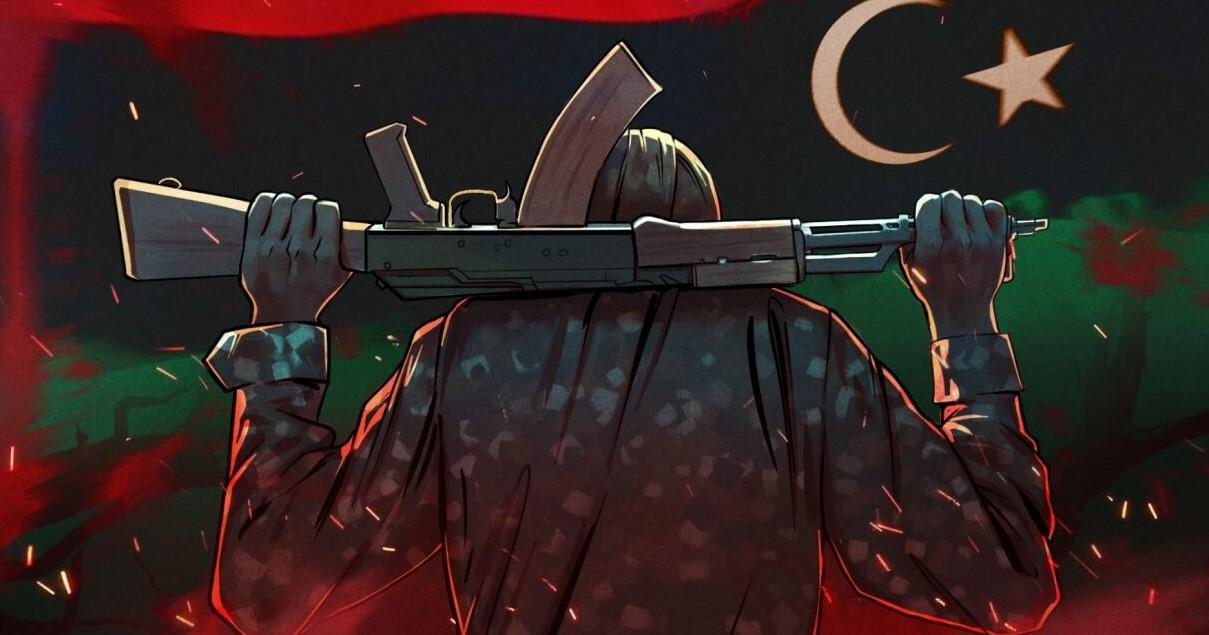 Караван смерти: Турция продолжает переброску сирийских наемников в Ливию